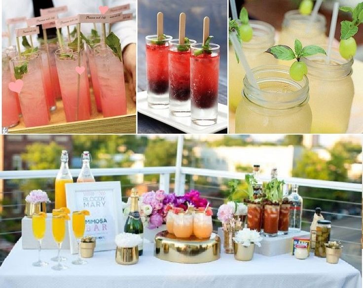 Ideas For First Party After The Indian Wedding, DIY, The Bar, Post Wedding