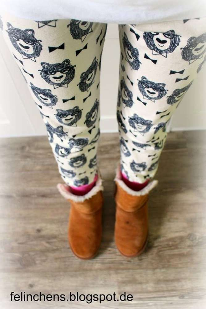 Schnittmuster / Ebook lillesol women No.1 Freizeithose / Nähen Hose Damen / sewing pattern Jersey trousers