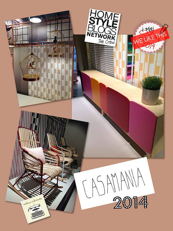 HomeStyleBlogs ai Saloni 2014 - #Casamania #HomeStyleBlogs