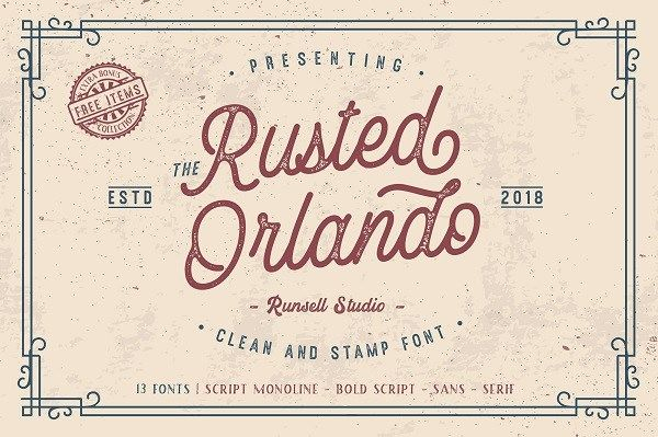 20 Awesome New Vintage Style Fonts Free And Paid Premium Lettering Logo Fonts Vintage Fonts