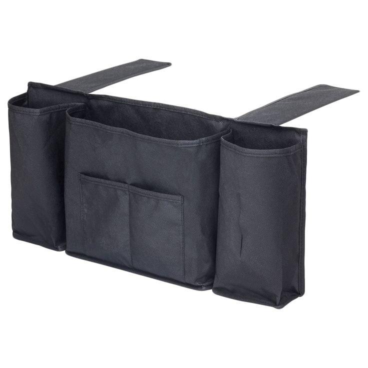 5 Pocket Bedside Storage Organizer