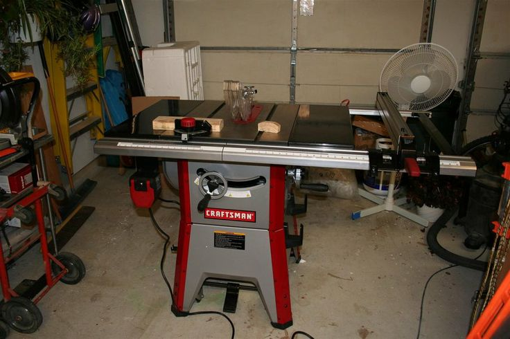 25  best ideas about contractor table saw on pinterest