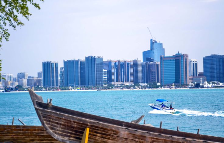 Abu Dhabi's glorious seascape should not be missed when visiting the Gulf.