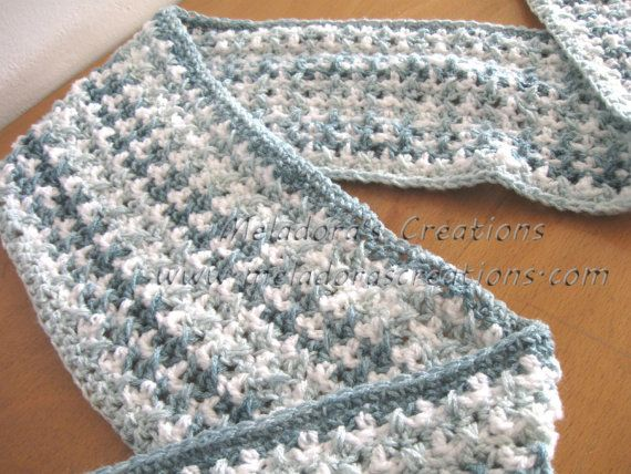 Birds of a Feather Scarf - Free Pattern and Tutorial - Meladora's Creations