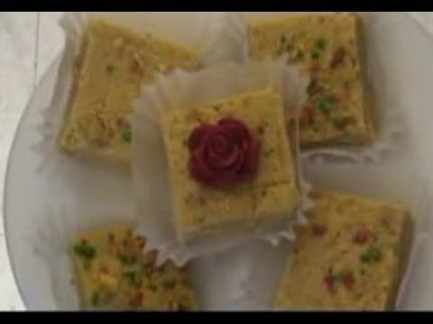 Chana Magaj - Learn To Bake - Indian Sweetmeats
