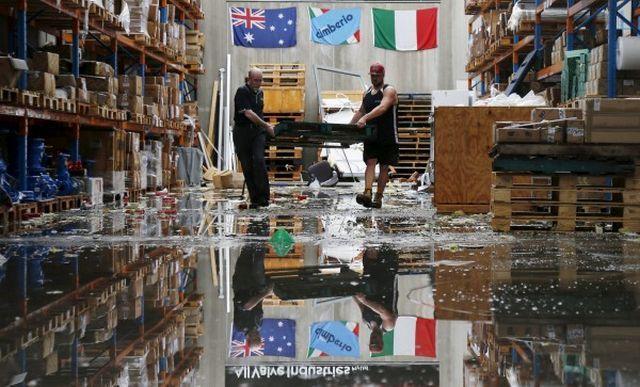 Στους 13 έφτασαν οι νεκροί από τις πλημμύρες στη Λουιζιάνα