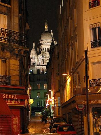 Montmartre Paris (France)