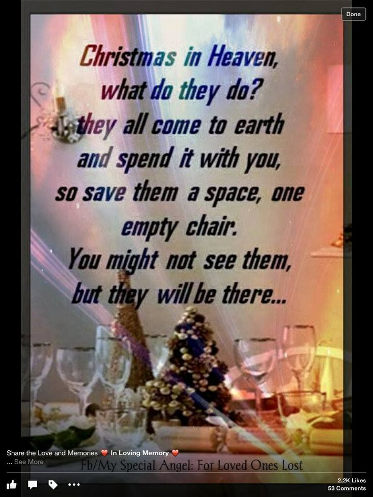 Missing Dad At Christmas.Christmas In Heaven Dad Quotes Of The Day