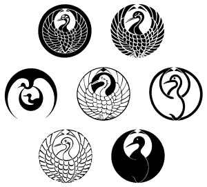 199 best Japanese Kamon Crests images on Pinterest