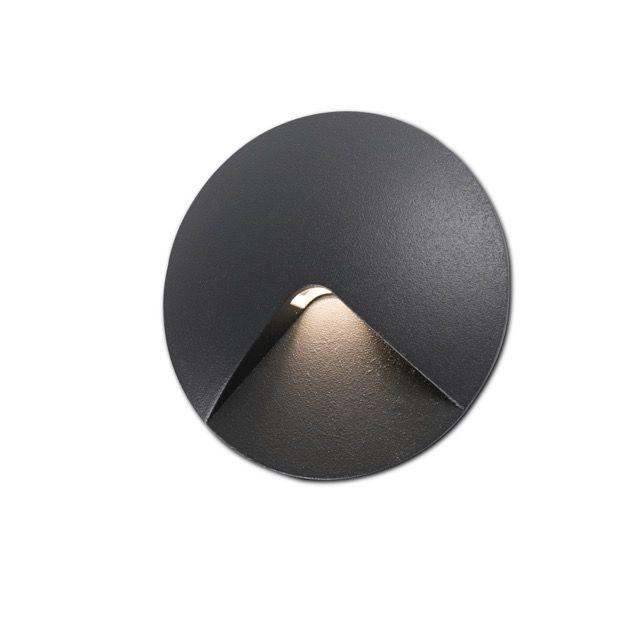 Señalizador de caminos con luz LED diseño #jardin #iluminacion #decoracion #empotrables #exterior