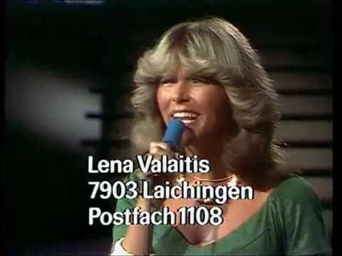 Lena Valaitis - Immer die schönen Träume (1975)