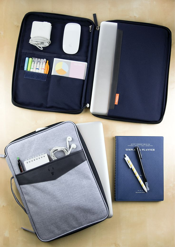 Better Together 13 in. Laptop Pouch v2 is a very functional and well made laptop pouch. The Better Together 13 in. Laptop Pouch v2 is designed to store up to 13 in. laptop as well as an iPad! The Better Together 13 in. Laptop Pouch v2 contains extra cushioning material to securely store and protect your devices safely!