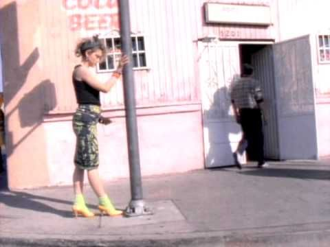 ▶ Madonna - Borderline - I remember when this song was played at the skating rink!