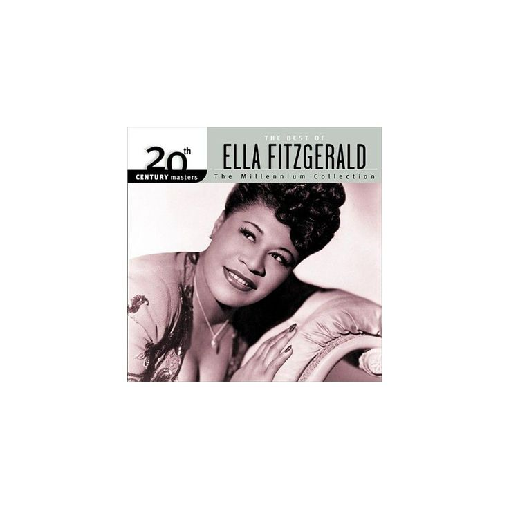 Ella Fitzgerald - 20th Century Masters: The Millennium Collection: Best of Ella Fitzgerald
