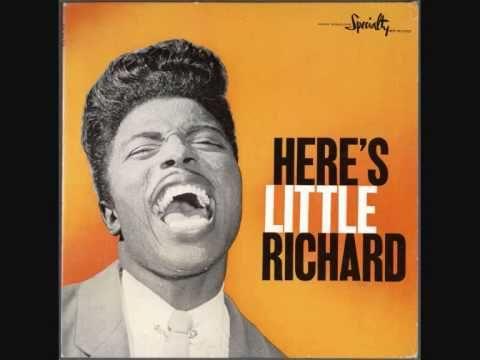 Little Richard - Long Tall Sally  This song will turn you into a god'amn sesual tyranosaurus