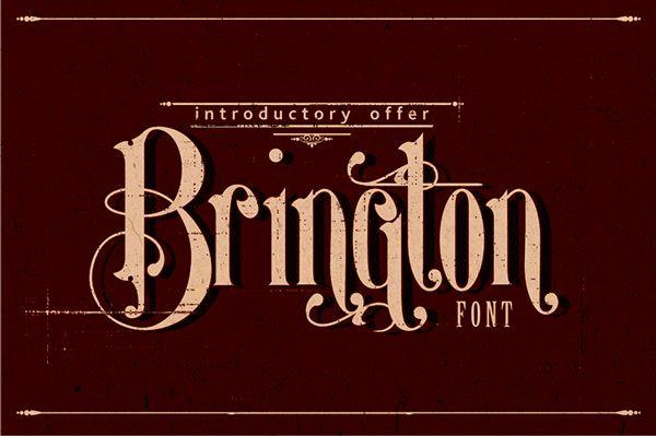 Mega Bundle: 29 Custom Fonts on Typography Served