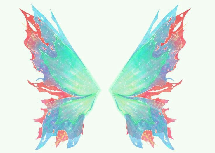 how to make winx club wings