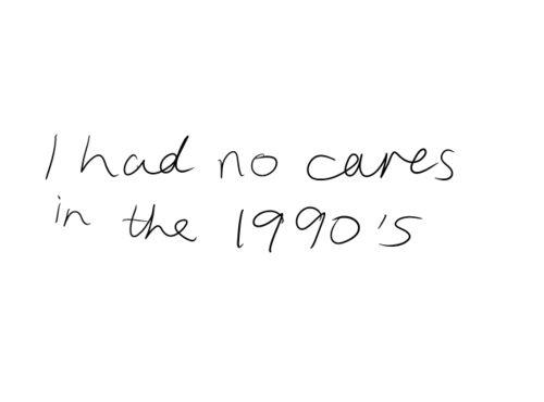 Good ol' 1990's