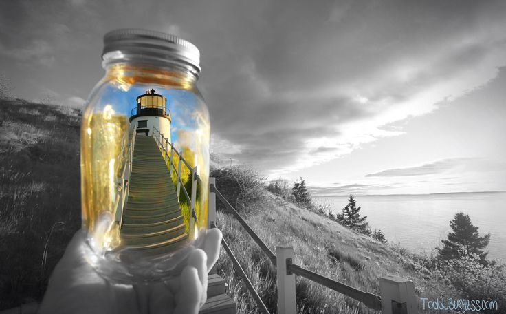 Owls Head Lighthouse by Tj Burg Rockland Maine http://www.visitmaine.net/page/112/owls-head