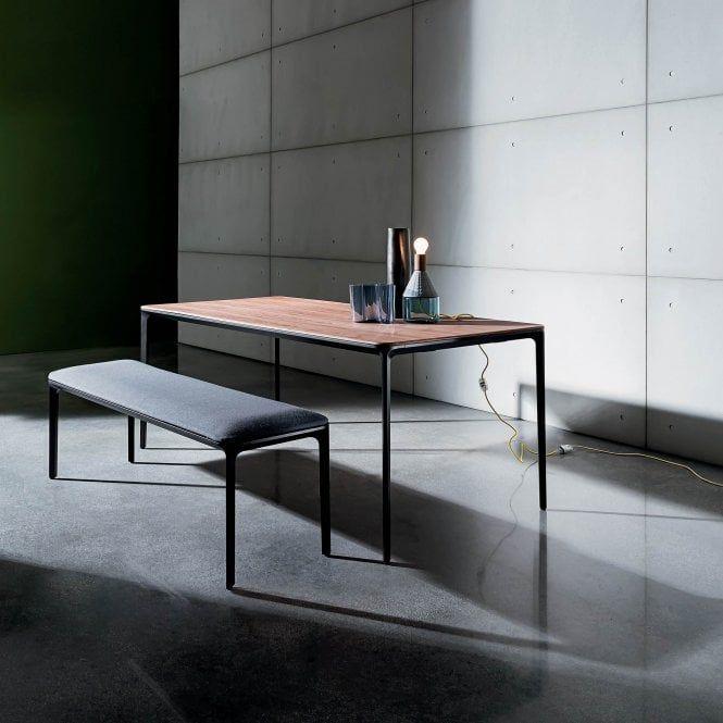 Sovet Italia Slim Extendable Dining Table Modern Dining Room