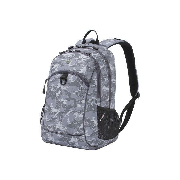 Swiss Gear Backpack - Gray Camo