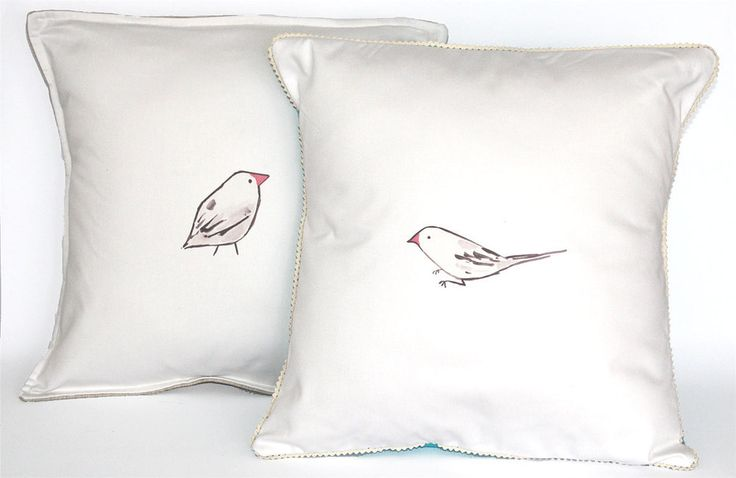 Quirky birds Pablo & Emelia.  Spring/Summer collection 2014.