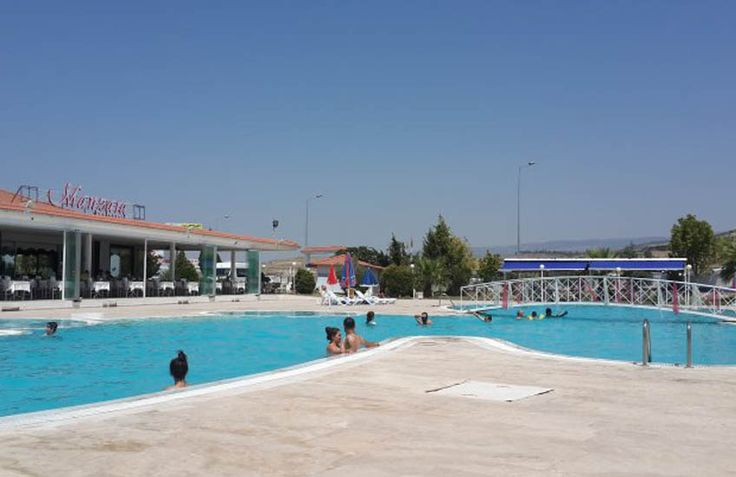 Manzara Camping Pamukkale, Denizli