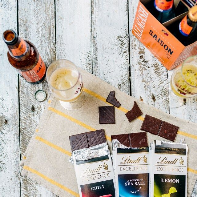 Celebrate National Beer Day with Chocolate and Beer