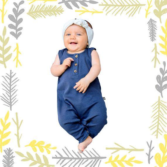 Hey, I found this really awesome Etsy listing at https://www.etsy.com/au/listing/500234565/organic-baby-boy-girl-romper-dark-grey