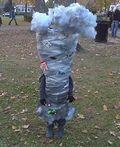 DIY Tornado Costume - 2011 Halloween Costume Contest