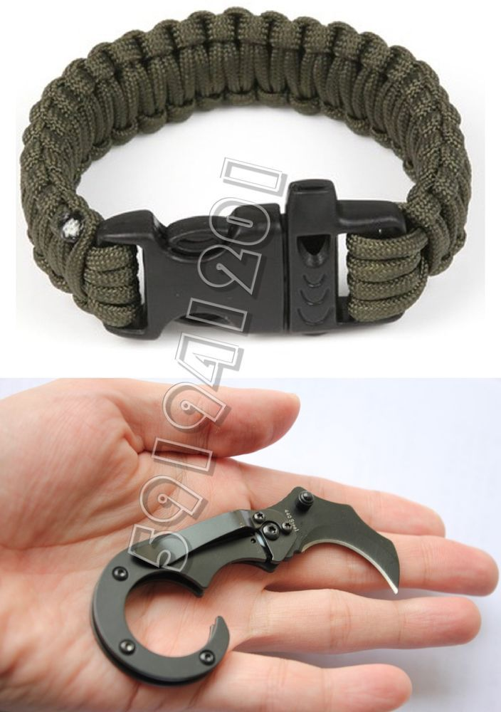 Mtech Self Defense Weapon Combat Claw Karambit Tactical ...