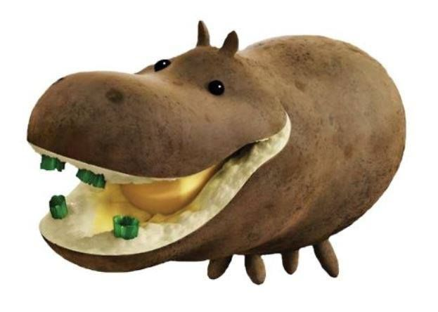 Potato Hippo