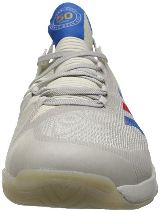 san francisco fa426 3753c adidas Originals Mens Adizero Ubersonic 50YRS Ltd Tennis Shoe