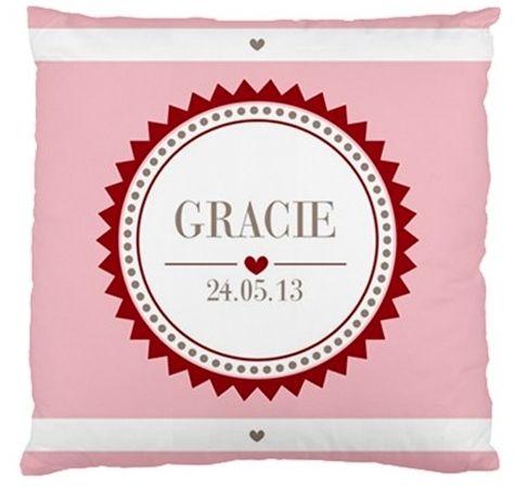 Personalised Cushion - Gracie - hardtofind.