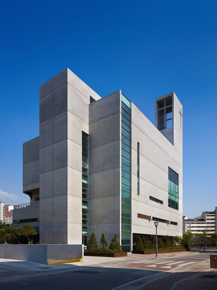 Neulsam Church / Lee Eunseok, K.O.M.A