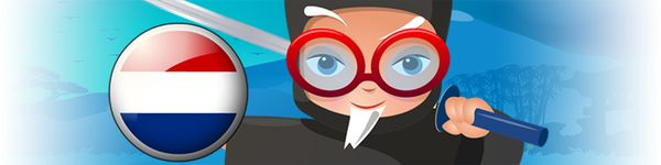 The Professor Ninja Dutch app contains 1000 carefully selected words and phrases, covering the main areas of everyday vocabulary (eg. family, numbers, nature, travel, school, pastimes). To ease the learning process, each word and phrase is accompanied by a picture and an audio recording by a professional native speaker.