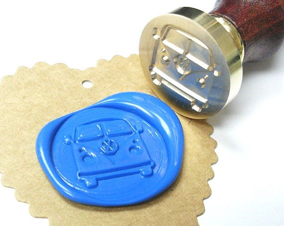 Seal stamp is a useful tool for mailing, scrap booking and jewelry making. What's more? You can use it when making cookies or chocolate! We offer
