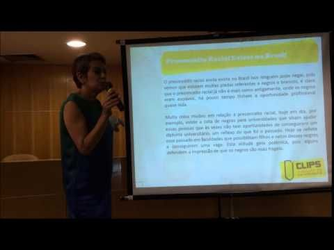 Clube Hebraica - Palestra : Preconceito