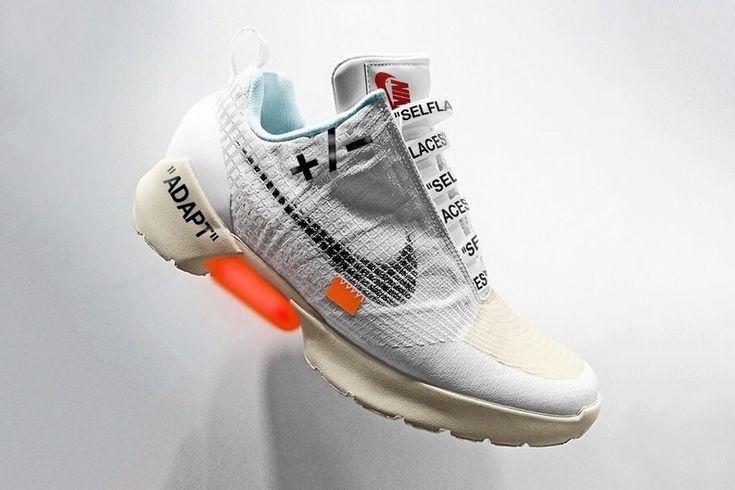 A Phony Virgil Abloh x Nike HyperAdapt Fools Sneakerheads