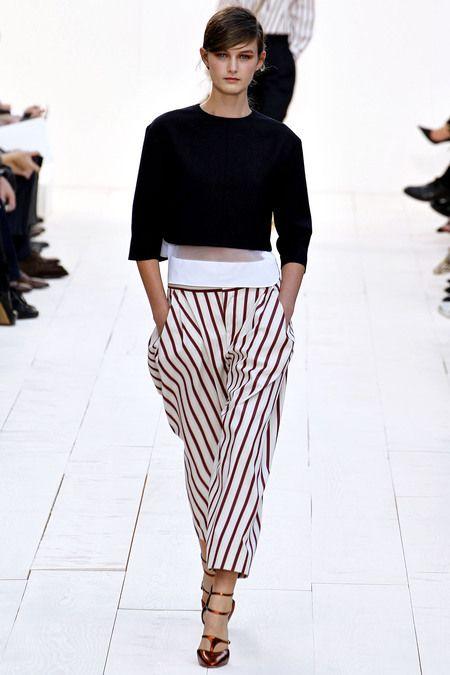 Chloe - Paris Fashion Week - Sep/Oct 2012