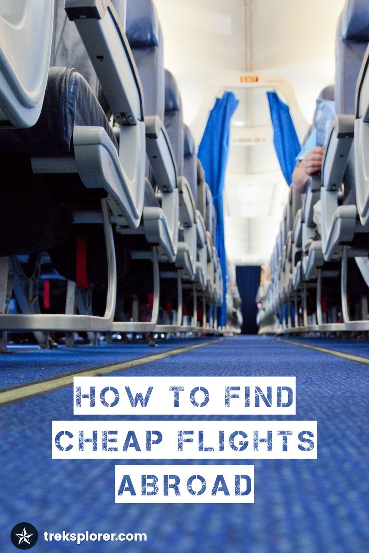 Don't get ripped off on your international flights! Learn how to save big with this guide on how to find cheap flights for your next trip abroad.
