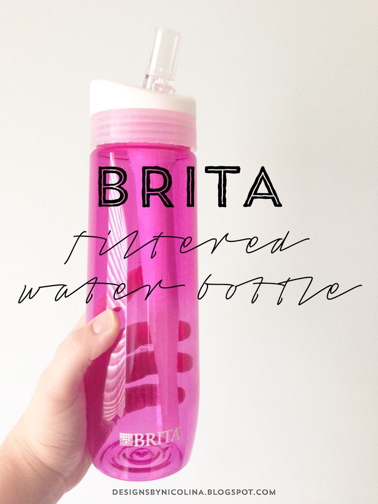 Brita Filtered Water Bottle Review