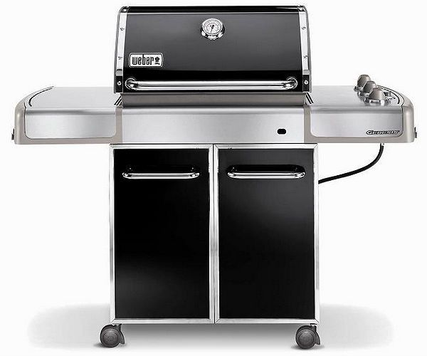 Enter to win this Weber Genesis Grill