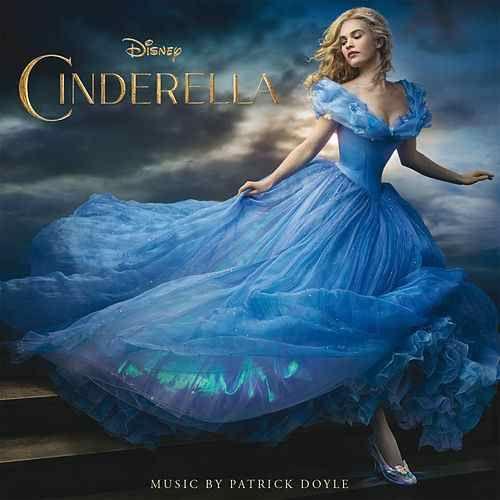 BSO: Cinderella (Cenicienta) - 2015.