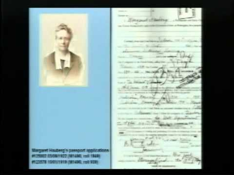 National Archives ... including, Passport Applications, 1795-1925 ... also look at videos for other research sources.