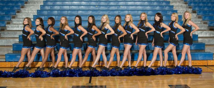 Walla Walla High School Dance Team