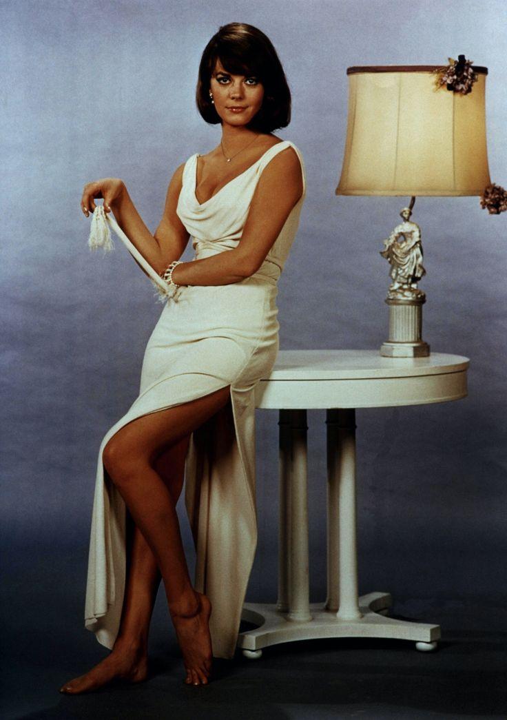 "Natalie Wood en ""La Pícara Soltera"" (Sex and the Single Girl), 1964"
