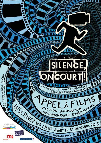 Silence on court !  Appel à Films jusqu'au 31 décembre 2013