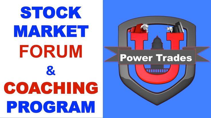 Online Stock Market Trading Classes