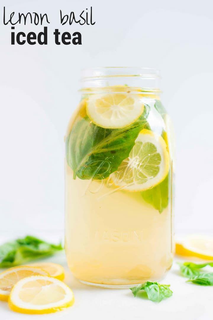 4 Healthy Iced Tea Recipes For Summer